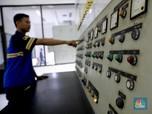 Mengintip Andalan Anies Bendung Banjir Rob di Jakarta