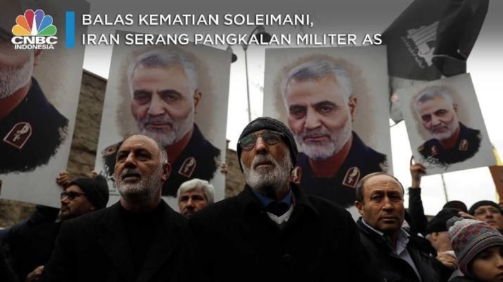 AS Akui Pembunuhan Soleimani tak Didasari Bukti Kuat