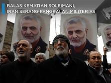 Beberkan Alasan Bunuh Soleimani, AS Siap Nego dengan Iran