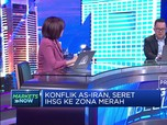 Konflik AS-Iran Seret IHSG ke Zona Merah