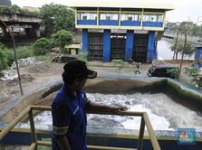 Waspada Banjir, Pemprov DKI Siagakan 470 Unit Pompa