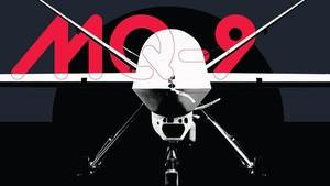 INFOGRAFIS: Drone AS yang Tewaskan Jenderal Iran