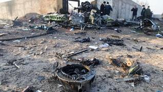 Rekaman Audio Ungkap Iran Tahu Salah Tembak Pesawat Ukraina