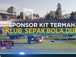 Intip Sponsor Kit Termahal Klub Sepak Bola Dunia