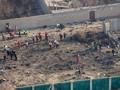 Pesawat Ukraina Sempat Berputar Balik sebelum Jatuh di Iran