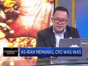 Analisis Dampak Memanasnya Hubungan AS-Iran Pada Harga CPO