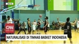 VIDEO: Naturalisasi di Timnas Basket Indonesia