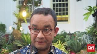Anies soal Proyek Bisnis Kuliner di  RTH Ahok: Saya Cek Dulu