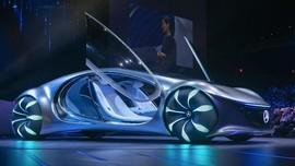 FOTO: Mobil Masa Depan yang Menjadi Nyata