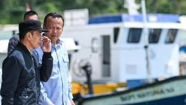 Jokowi: Indonesia Punya Hak Berdaulat Sumber Daya Laut Natuna