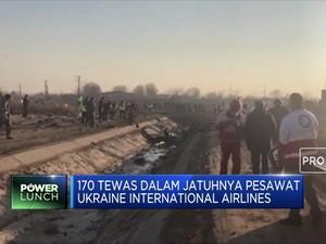 Mengerikan... 170 Tewas Dalam Kecelakaan Boeing di Iran