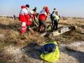 Iran Sebut Pesawat Ukraina Ditembak Rudal Tak Masuk Akal