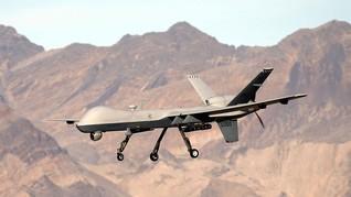 Beda Drone dan UAV yang Dipakai Trump Bunuh Jenderal Iran