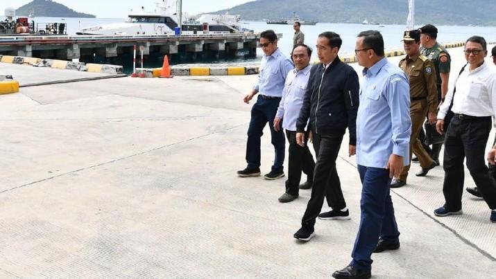 Sikap China kini berubah 180 derajat soal Natuna, apa yang dilakukan Jokowi?