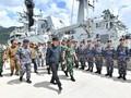 Aksi Simbolik Jokowi Redam Tensi di Natuna