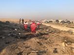 Hancur, Ini Penampakan Boeing 737 Ukraina yang Jatuh di Iran