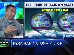 Strategi Bakamla Amankan Wilayah Perairan RI dari Kapal Asing