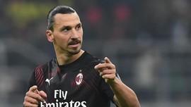 Ibrahimovic Diklaim Ancam Tinggalkan AC Milan
