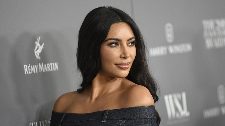 Television personality Kim Kardashian West attends the WSJ. Magazine 2019 Innovator Awards at the Museum of Modern Art on Wednesday, Nov. 6, 2019, in New York. (Photo by Evan Agostini/Invision/AP)
