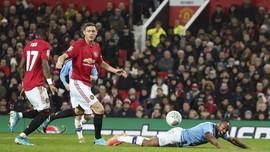 Prediksi Man City vs MU di Semifinal Piala Liga Inggris
