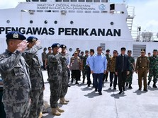 Inggris Bicara Klaim China di Natuna & Sikap Tegas Jokowi