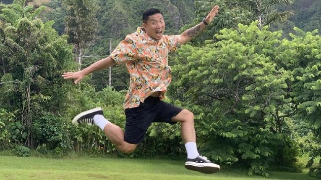 Kang Gary Timang Anak di Cuplikan The Return of Superman
