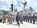 Siaga Laut China Selatan, TNI Latihan Besar-besaran di Natuna