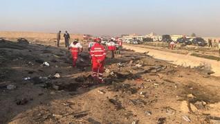 Pesawat Boeing 737 Jatuh di Iran, Seluruh Penumpang Tewas
