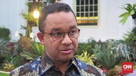 Diminta Jokowi Normalisasi, Anies Sebut Itu Program Basuki