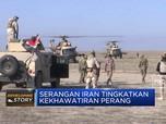 Aksi Balas Dendam, Iran Serang Pangkalan Militer AS!