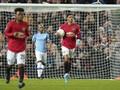 5 Fakta Menarik Kekalahan MU dari Man City di Piala Liga