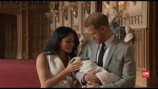 VIDEO: Pangeran Harry dan Meghan Markle Mundur dari Kerajaan