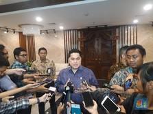 Singgung Konsolidasi, Erick Thohir Mau Hilangkan Telkom?