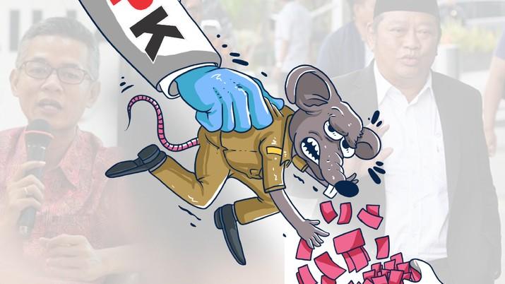Presiden Jokowi secara resmi menyetujui pemberhentian Anggota Komisioner Komisi Pemilihan Umum (KPU) Wahyu Setiawan yang tersangkut kasus dugaan korupsi.