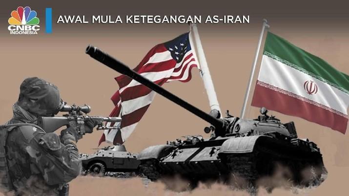 Trump menjatuhkan sanksi pada empat perusahaan minyak Iran.