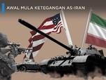 Konflik AS-Iran Belum Kelar, Ini 'Serangan' Baru Trump