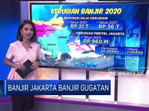 Banjir Jakarta, Banjir Gugatan