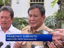 Prabowo: Kita Akan Perkuat Sistem Pertahanan Keamanan Rakyat