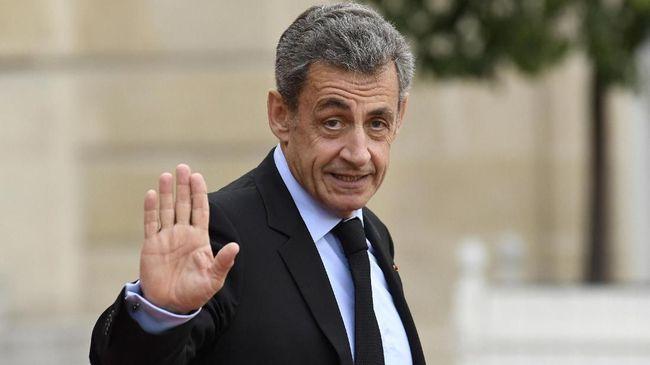 Skandal Korupsi Nicolas Sarkozy Disidangkan Oktober Mendatang