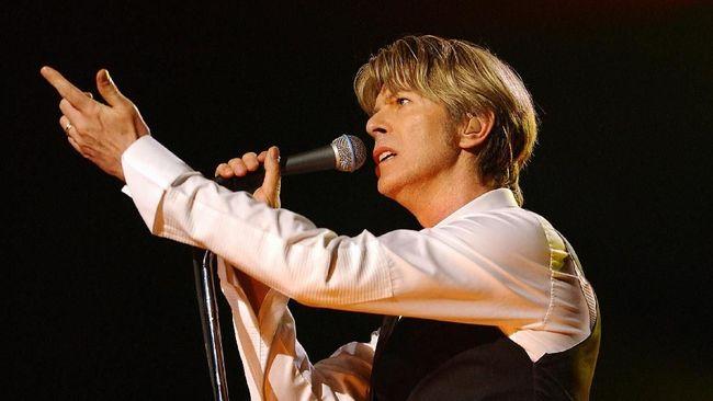 Peringati Hari Lahir, Lagu David Bowie Versi Akustik Dirilis