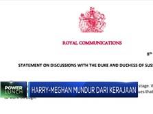 Harry-Meghan Pilih Cabut, Buckingham Nggak Terima
