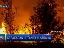 Status Darurat Kebakaran Hutan Australia Diperpanjang