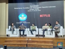 Kemendikbud Soal Kerja Sama Dengan Netflix yang Dikritik KPI