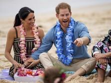 Selamat! Meghan Markle Hamil Anak ke-2 Pangeran Harry