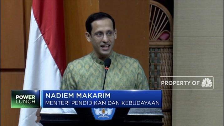 Mendibud Nadiem Makarim dikritik karena menggandeng Netflix dalam mengasah talenta perfilman Indonesia. Lalu apa alasan pendiri Gojek ini?