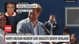 VIDEO: Harry-Meghan Mundur Dari Anggota Senior Kerajaan