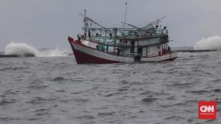 Kemlu Sebut 5 Nelayan WNI Hilang di Perairan Sabah Malaysia