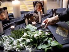 Kala Iran Berduka: Minta Ayatollah Mundur hingga Dihukum Mati