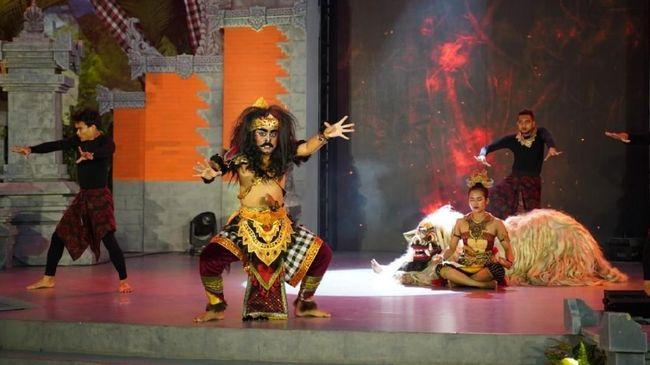 Pesona Dewata dalam Kisah Gayatri di Trans Studio Bali