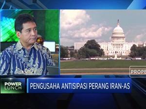 Strategi Dunia Usaha Antisipasi Dampak Ketegangan AS-Iran